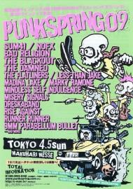 PUNK SPRING 09
