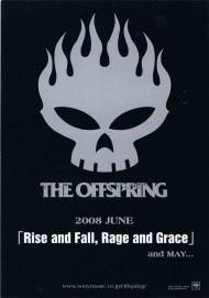 "THE OFFSPRING ""Rise and Fall,Rage and Grace"""