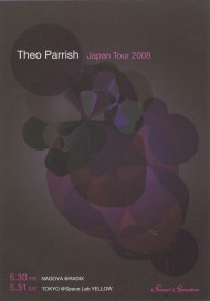 Theo Parrish Japan Tour 2008