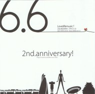 Lovelifemusic 2nd anniversary
