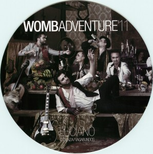 WOMB ADVENTURE '11