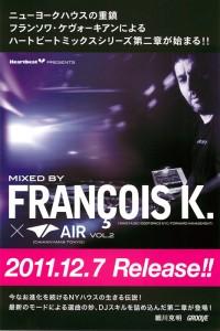 FRANCOIS K. × AIR