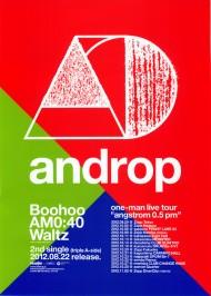 androp Boohoo AM0:40 Waltz