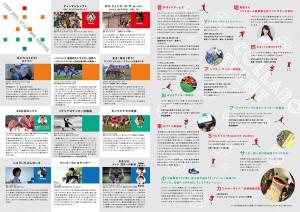ヨコハマ・フットボール映画祭2016チラシ裏